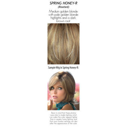 Shades: Spring Honey-R (Rooted)